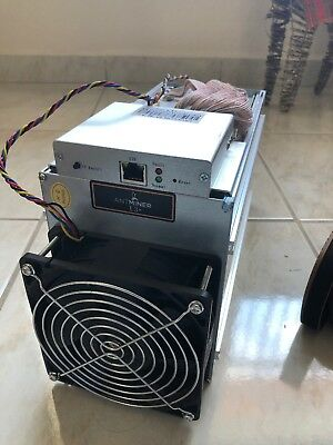 Antminer L3+ Miner - Litecoin ASIC Scrypt - 504MH/s - FREE USA SHIPPING