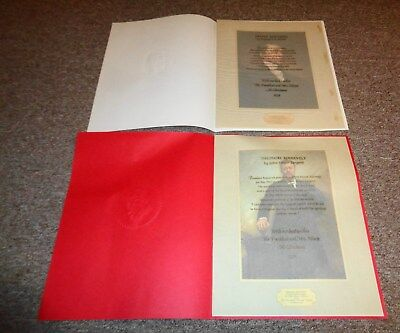 Vintage 1972 & 1973 Richard M. Nixon Christmas Cards from the Whitehouse LOOK !!