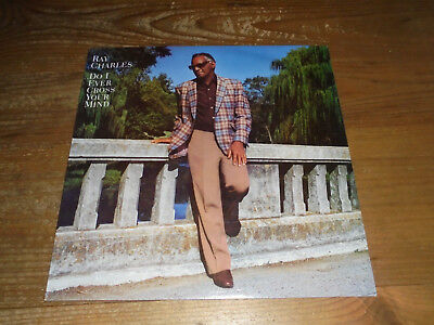 Ray Charles - Do I ever cross your mind ( LP; Vinyl) TOP