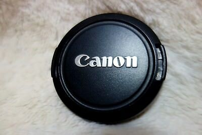 Genuine Canon E-58 58mm Lens Cap for EF 70-300mm f/4-5.6 IS USM ETC