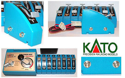 KATO 24-840 N.1 COMMAND UNIVERSAL MODULAR for EXCHANGE ELECTRIC SCALE HO and n