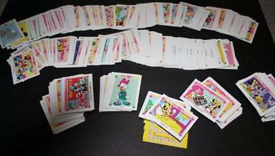 Huge Lot of 635 Minnie n' Me  -1991  Mint Condition Disney Collectible Cards