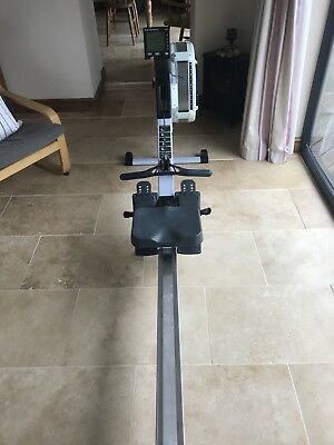 Concept2 Ergo Model D Indoor Rower with PM3 Monitor Grey