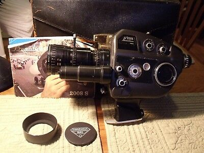 Vintage Beaulieu 2008s Camera for Parts or Repair
