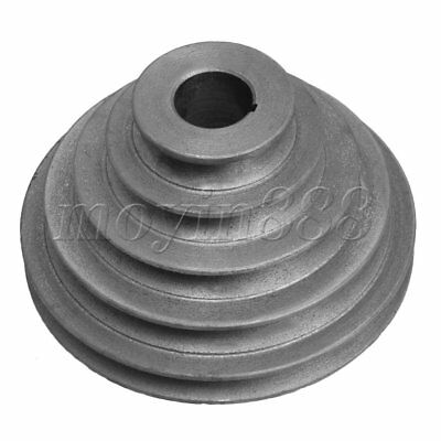 28mm Bore OD 58-150mm 5 Step Pagoda Pulley Timing Belt for A-Type V Belt