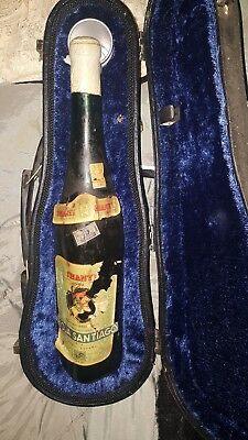 unopened vintage wine
