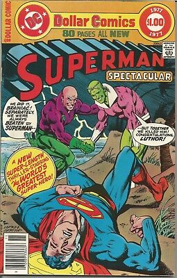 Superman Spectacular 1977 DC Special Series #5 Bronze Age Comic Book VF/NM