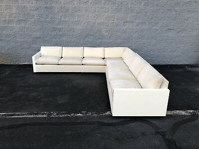 1972 Milo Baughman for Thayer Coggin Sectional Couch