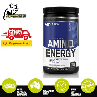 Optimum Nutrition On Amino Energy Essential Amino Blend BCAA 30 servings