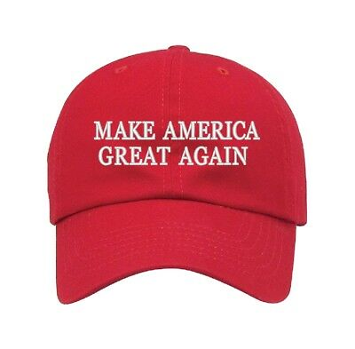 Custom Personalized Embroidered Make America Great Again Dad Hats Cap 601-C06