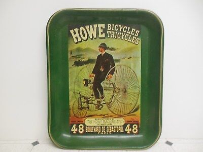 Tin Howe Bicycle and Tricycle Beer Brewery Tray