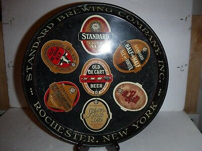 Standard Brewing 7 Label Beer tray,