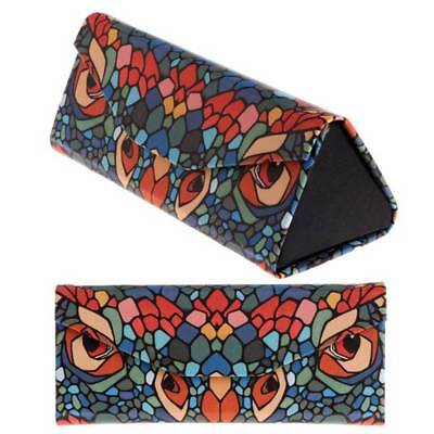 Portable Folding Glasses Case Cartoon Animal Eyeglasses Case Glasses Storage Box