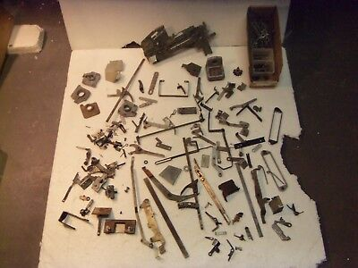 Mills Jennings Etc Big Bunch of Parts