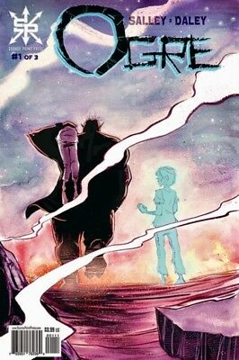 Ogre #1 Source Point Press First Print SOLD OUT NEAR MINT LOW PRINT HOT NM+HTF