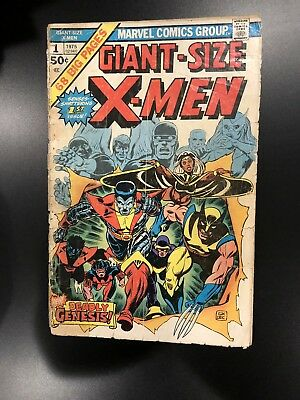 Giant-Size X-Men #1 ([July] 1975, Marvel)