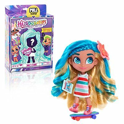 Hairdorables ‐ Collectible Surprise Dolls and Accessories: Series 1 ...