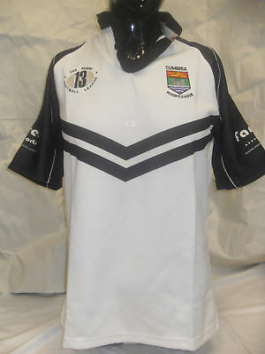 Cumbria County Rugby League Replica Jersey  Large