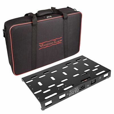 Voodoo Lab Dingbat Pedalboard Power Package - Medium with Pedal Power 2 Plus