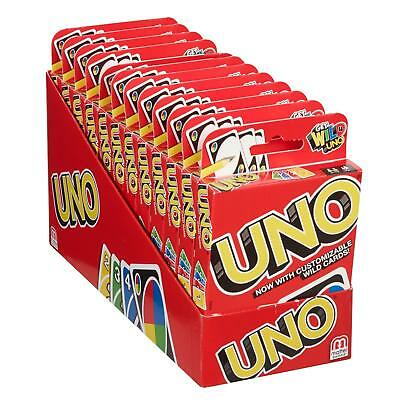 UNO Card Game The Classic Card Game of Matching Colors and Numbers
