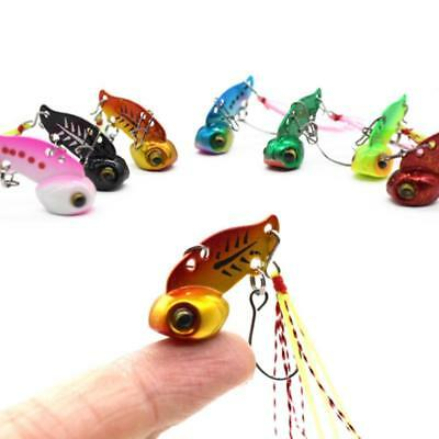 3g 6g Metal Mini Ice Fishing Lure Lead Copper Lures Hard Bait Artificial.