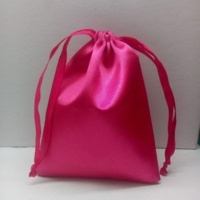 10*13cm Menstrual Cup Satin Bag, UK Seller