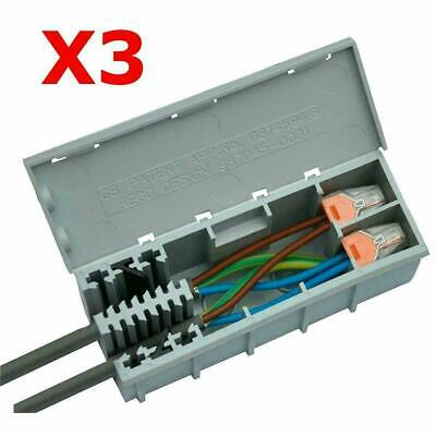 3 PACK - Wagobox Junction Box