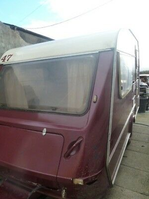 2 Berth Lightweight Eldiss Touring Caravan Delivery Possible