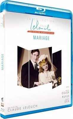 Mariage / Claude Lelouch (Blu-Ray Neuf Sous Blister)