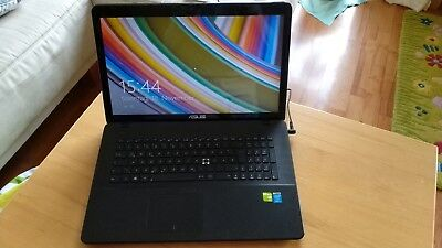 Asus Laptop 17 Zoll Intel I5 Prozessor Nvidia Geforce 820m 8 Gb