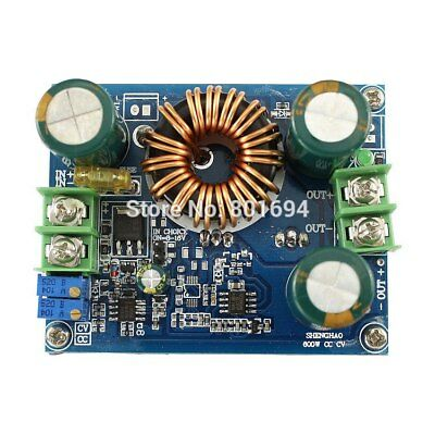 DC-DC 600W High Power Constant Current Constant Voltage Boost Converter