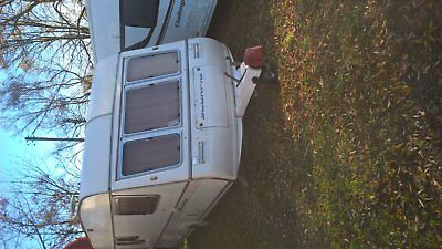 Bailey scorpio caravan 5 berth.