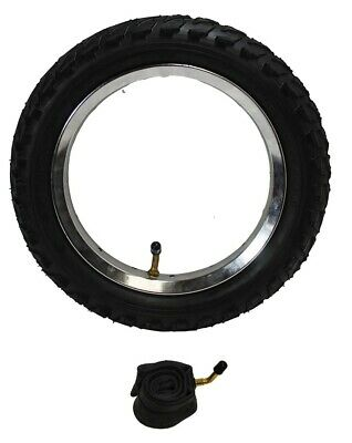 """Phil & Teds PUNCTURE PROTECTED Off Road Pram Tyre & Tube Set 12-1/2"""" x 2-1/4"""""""