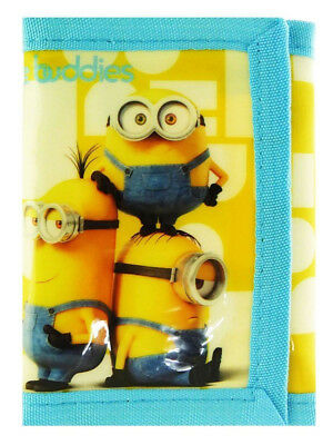 Despicable Me Minions Wallet Perfect for Kids Pocket Money