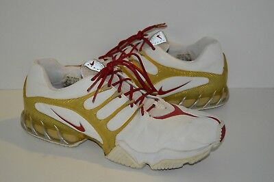Rare Vintage OG 2004 Nike Air Zoom Vapor Swift Trainer 307703-162 Mens sz 13