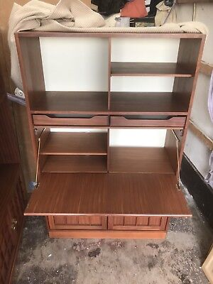 Stunning Mid Century Younger Cabinets X3