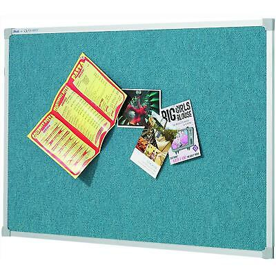 Quartet Penrite Fabric Pinboard Wedgewood 900X600Mm
