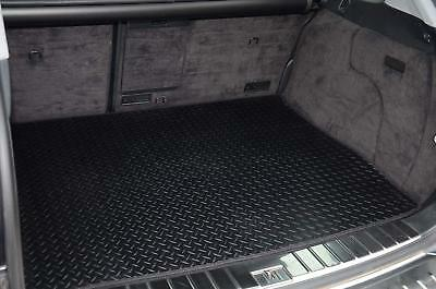 HYUNDAI TUCSON 2004-2015 - Fully Tailored Heavy Duty Rubber Boot Mat Liner