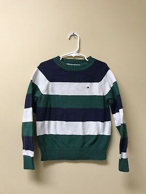 boys tommy hilfiger Sweater Size 7