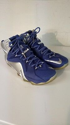 742d4 07f98  spain nike lebron james xii 12 what if dallas cowboys royal  blue size 10.5 us bc3ad 14f4980bf