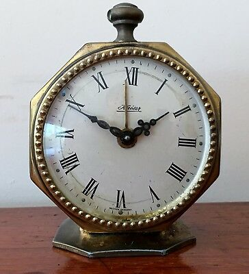 Vintage West German 'Kaiser' Alarm Clock for Spares or Repair