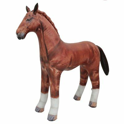 Inflatable Horse 38 inch animal toy