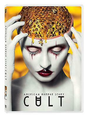 American Horror Story AHS Cult Complet Seventh Season 7 Seven NEW 3-DISC DVD SET