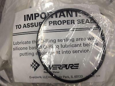 """Everpure EV307119 Replacement O-Ring for Water Filter 4"""" Diameter - Package of 6"""