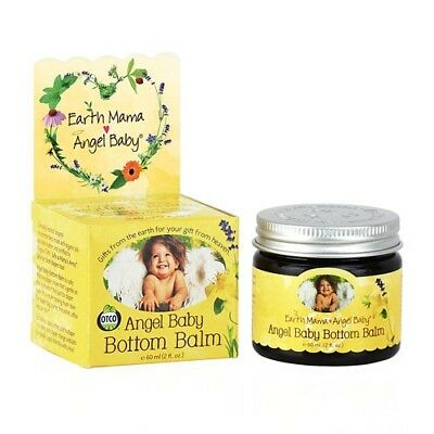 Earth Mama-Angel Baby Bottom Balm 2 oz FREE SHIPPING!!!