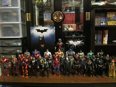 Hasbro Marvel Legends DC Multiverse and DC Movie Masters Dark Knight Series lot