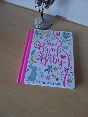 From Bump To Baby...a Pregnancy Journal..maternity Leave/secret Santa Idea