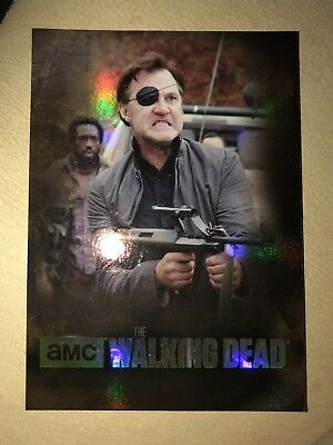 Cryptozoic Walking Dead Season 3 #TG-09 The Governor Trading Card TG09 Special