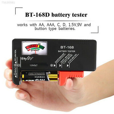 C1D0 Battery Checker Tester Convenient New Pointer Instrument Household Tools