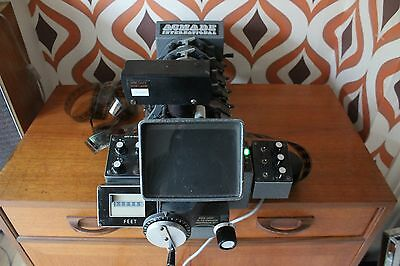 35Mm Acmade Film Editing Equipment Editing Machine Pic Sync Projector Movie Arri